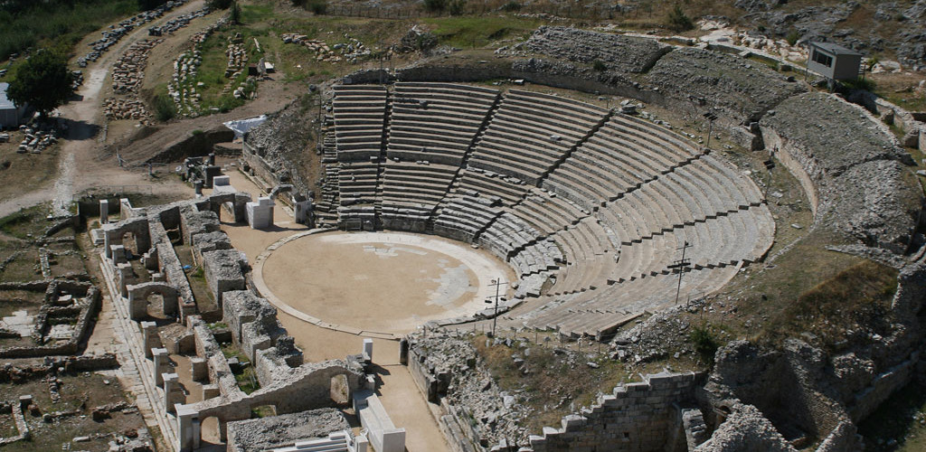 Ancient Theatre of Filippi
