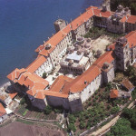 Monastery on Mount Athos